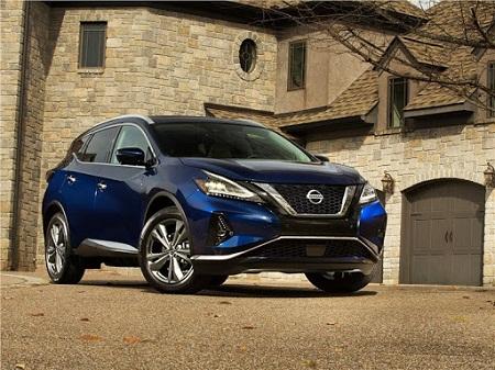 Nissan Murano: ключевые показатели и достоинства автомобиля