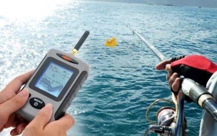 Преимущества использования эхолота для рыбалки  и его возможности