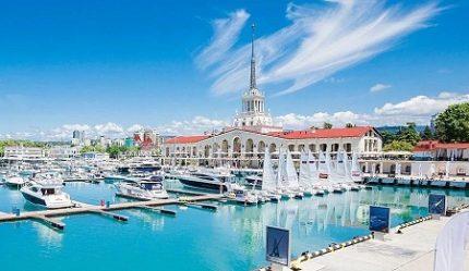 Отдых в Сочи: достоинства курорта и интересные места