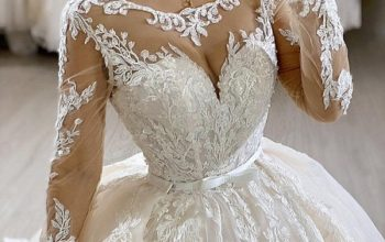 Как выбрать модное и современное платье для свадебного торжества?