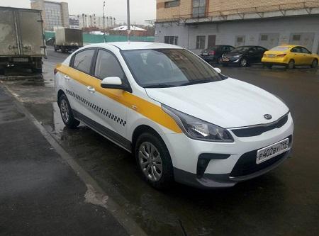 Подробности процедуры аренды автомобиля для работы в такси