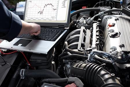 Суть процедуры чип тюнинга автомобильного двигателя